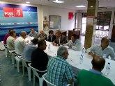 El PSOE apoya las peticiones de los agricultores para la mejora en la contratación de los seguros agrarios