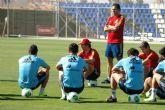 Fin de semana de entrenamientos de España en Pinatar Arena