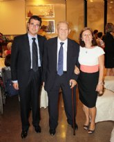 Más de 800 usuarios de la Asociación de pensionistas y jubilados Virgen del Rosario de Torre Pacheco participan en una convivencia
