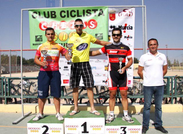 José Pérez del club ciclista 9 y ½ se alza campeón regional cicloturista del Open Bike Maratón 2013 - 2, Foto 2