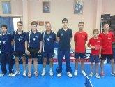Tenis de mesa.3ª division nacional. Totana B 3 - CTM Murcia 4