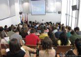El Ayuntamiento de Alguazas muestra sus proyectos de promoción económica y laboral en el I Foro de Empleo y Desarrollo Local de la Región