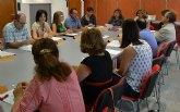 La Comisión de Absentismo aborda las medidas de control y prevención para el curso 2013-2014