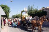 La Virgen del Pilar disfrutó un año más de sus Fiestas en el barrio torreño de La Florida