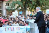 M�s de 2.500 j�venes han participando hoy en el VI Encuentro de Alumnos de Religi�n Cat�lica celebrado en Yecla