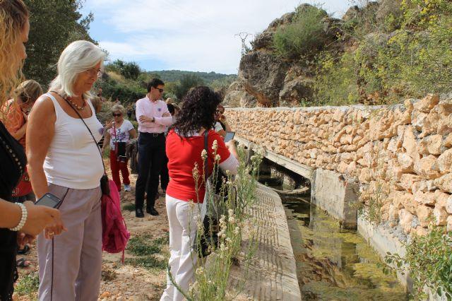 La pedanía de El Berro acoge, con gran éxito, la I Jornada de Mujer Rural, Foto 1