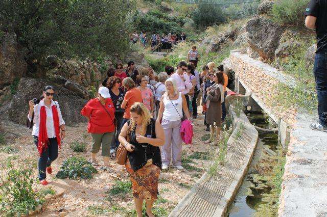 La pedanía de El Berro acoge, con gran éxito, la I Jornada de Mujer Rural, Foto 2
