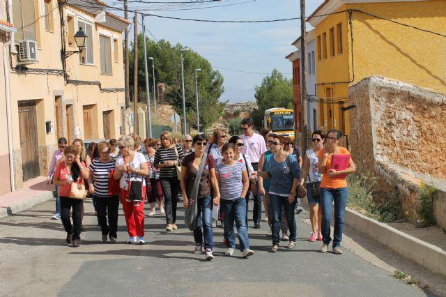 La pedanía de El Berro acoge, con gran éxito, la I Jornada de Mujer Rural, Foto 3
