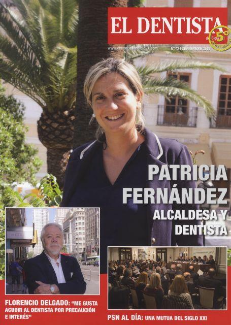 La Alcaldesa de Archena ha sido protagonista principal de la portada de una revista profesional de carácter nacional - 1, Foto 1
