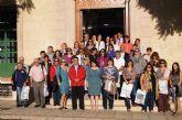La alcaldesa de Totana recibe a los participantes del I Encuentro Iberoamericano de Enfermedades Raras