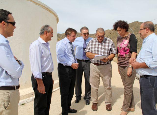 Acuerdan construir una nueva estación de elevación para mejorar las infraestructuras - 1, Foto 1