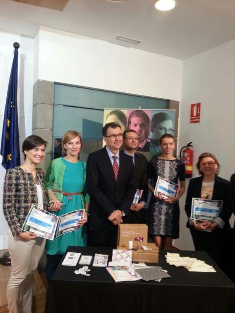 Crealoo, empresa online con raíces alhameñas, logra el premio Emprendedor del Mes de la Consejería de Industria, Foto 3