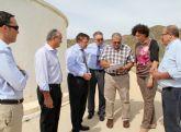 Acuerdan construir una nueva estación de elevación para mejorar las infraestructuras
