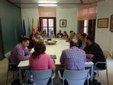 Reunión de la comisión de absentismo escolar de La Unión