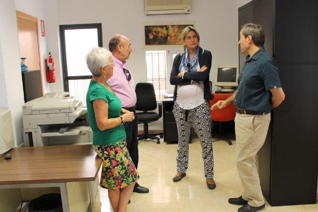 La Alcaldesa visita las nuevas dependencias de la Oficina Comarcal Agraria de Archena - 1, Foto 1