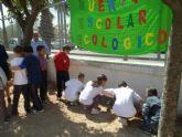El Colegio Público Cervantes de Molina de Segura difunde a través de un blog las actividades desarrolladas en su huerto escolar ecológico