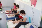 Taller de masaje para bebes