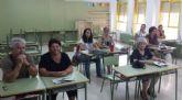 La Universidad Popular inicia el curso de celador sanitario