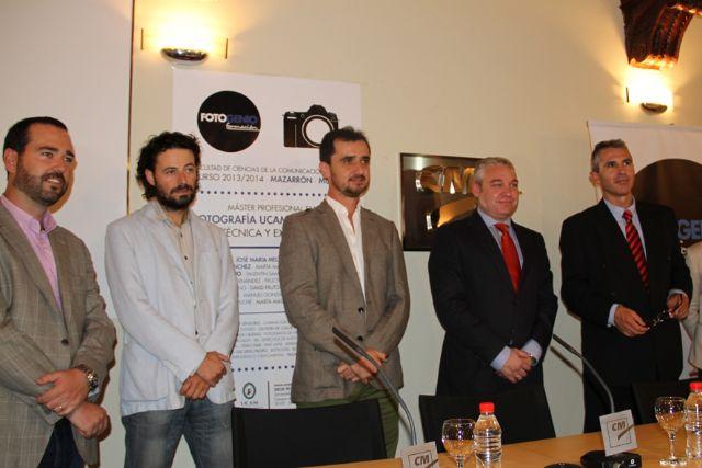 La UCAM y Fotogenio presentan el Máster Profesional en Fotografía - 1, Foto 1