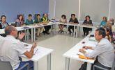 Se constituye la Mesa Local Contra el Absentismo Escolar en Puerto Lumbreras