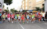 Más de 250 atletas se dieron cita en la XX Carrera Noctura ´Ciudad de Puerto Lumbreras´ (4ª Milla Urbana)
