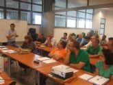 El ayuntamiento de Totana prosigue con la realización de cursos de formación específica dirigidos a agricultores