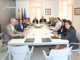 La consejería de Educación y Empleo apuesta de forma decidida por el municipio de La Unión