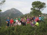 Comienza el programa de senderismo organizado por la concejalia de Deportes