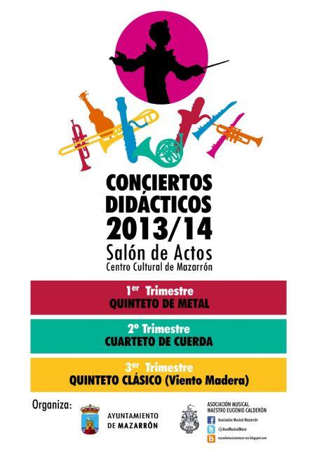 Conciertos didácticos para fomentar la música entre los escolares - 1, Foto 1