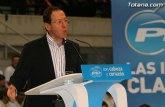 El PP de Totana celebrará una Convención Local el próximo lunes sobre política local y presupuestos generales
