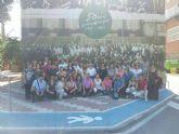 La Asociación de Mujeres de Alguazas se suma a la conmemoración del 50 aniversario de 'Estrella de Levante'