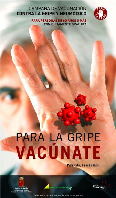 Abierta la campaña de vacunación contra la gripe - 1, Foto 1