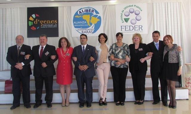 A dream come true: the First Congress on Rare Diseases, Foto 2