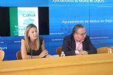 El Ayuntamiento de Molina de Segura pone en marcha el nuevo servicio BiblioCasa