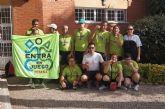 El Centro de Día 'José Moya Trilla' participa en los juegos escolares regionales adaptados, en la modalidad de baloncesto