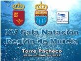 La Federación Regional de Natación celebrará su gala anual en Torre-Pacheco