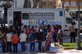 Mañana en Alcantarilla se llevará a cabo la campaña 'Yo, ciudadano europeo'