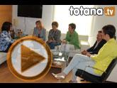 La Comisión de Discapacidad de la Asamblea Regional visita Totana