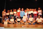 El equipo del 'Sagrado Corazón' ganó la Gymkhana sobre la historia de Santiago de la Ribera