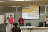 El Centro Local de Empleo acogi� un taller para aut�nomos encaminado a promocionar su negocio a trav�s de las redes sociales