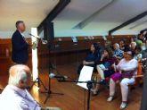 Homenaje al poeta Vicente Medina en el Día Internacional de las Bibliotecas