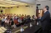 El director de ANECA explica en la Universidad de Murcia el programa de evaluación de títulos