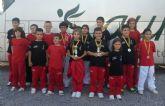 El Club Budoka de Torre-Pacheco consigue 7 medallas en el Open Internacional de Benicassim de Taekwondo