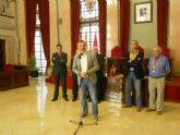 Cascales ofrece una recepción a Radio Turismo que entrega los Premios Nacionales de Gastronomía