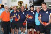 El Club 'Santa Eulalia' de Totana se impone en las 'Segundas 12 horas regionales de petanca diurna'