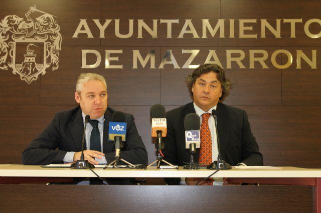 El ayuntamiento y el Grupo Lábaro sellan su acuerdo para saldar la deuda de Urbaser - 1, Foto 1