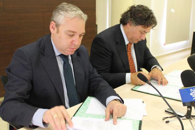 El ayuntamiento y el Grupo Lábaro sellan su acuerdo para saldar la deuda de Urbaser - 2, Foto 2