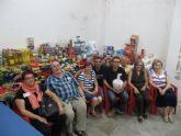 La Alberca recoge más de 2.000 kilos de alimentos para Cáritas