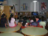 Comienzan las actividades de animación a la lectura en la biblioteca municipal del Centro Sociocultural 'La Cárcel'