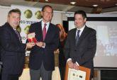 El Alcalde reivindica la gastronomía como 'uno de nuestros puntales y mayores atractivos'